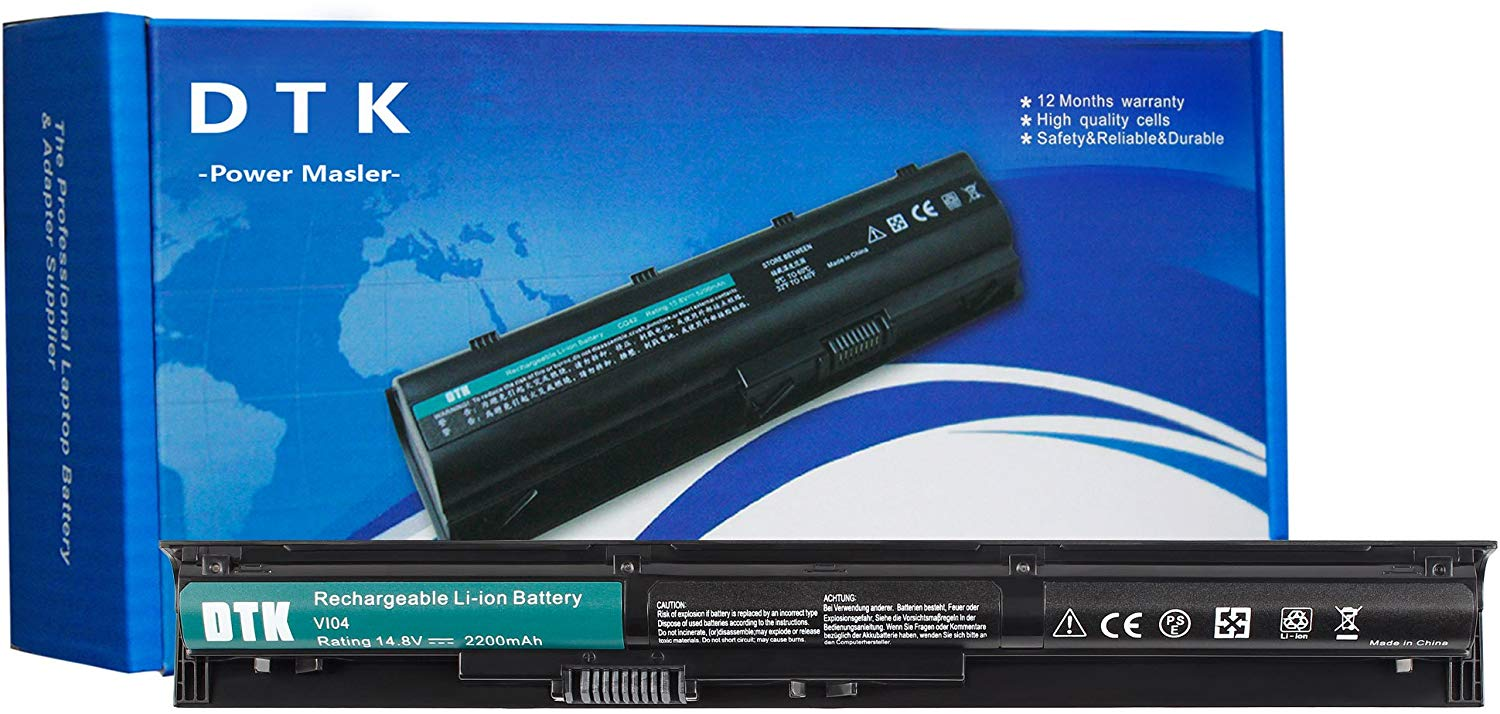 DTK Battery for HP Envy 14-U